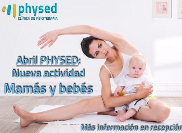 Nueva actividad, Mamás y bebés