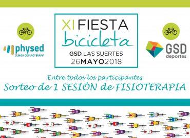 """Physed en la """"Fiesta de la Bicicleta GSD"""""""
