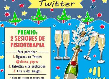SORTEO AÑO NUEVO TWITTER