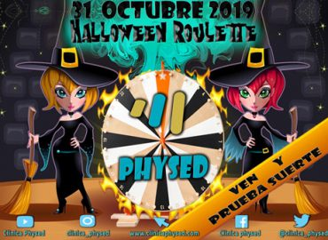 RULETA HALLOWEEN PHYSED