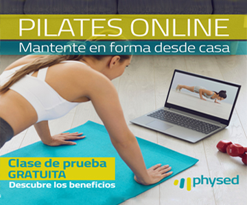 Clases Pilates Online Physed